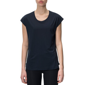 Peak Performance Epic Cap SS Shirt Women Salute Blue